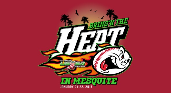 Bring'n The Heat in Mesquite