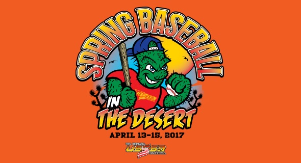 Spring Baseball in the Desert